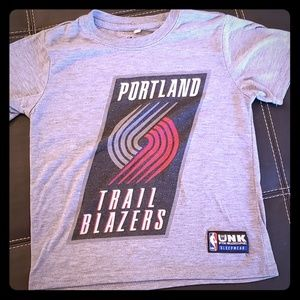 Portland TRAILBLAZERS pj shirt